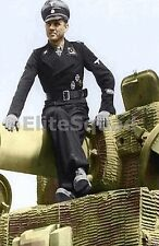 WW2 Picture German Panzer Ace Waffen  1st Lieutenant Michael Wittman Colour 699