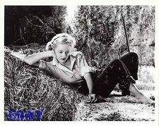 Bette Davis barefoot RARE Photo Dangerous