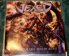 Vexed nightmare holocaust PROMO CUT OUT CD  IN SLIPCASE GERMAN IMPORT  LTD ED