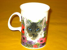 DUNOON PEEPING TOMS CATS  MUG  by L.HOLMES  unused        (0.2/48A)