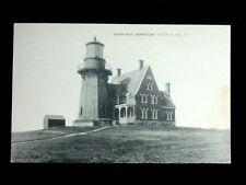 c.1930? South East Lighthouse Block Island RI post card