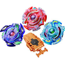 BEYBLADE BURST B-64 Super Custom Set Heavy Version Attack & Balance NFC RFID NEW