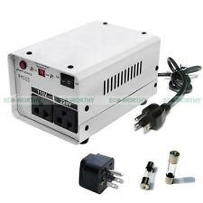 500W Watt Heavy Duty Volt Voltage Transform Coverter Adater for 110V to 220V