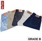 VINTAGE LEVIS 501 DENIM JEANS GRADE B W30 W31 W32 W34 W36 W38 501s