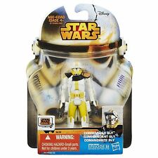 STAR WARS REBELS SAGA LEGENDS:COMMANDER BLY MISB new