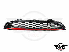 BMW MINI JCW John Cooper Works Front Grill Trim w/Chilli Red F56