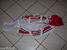 ADIDAS Tasche Sporttasche aus den 80 igern Trainingstasche Spieler Fussball