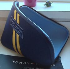 TOMMY HILFIGER SLEEVE iPAD 2 CASE BLUE YELLOW Weather Resistant LOVE IT!