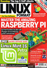 LINUX Format #181 3/2014 MASTER THE RASPBERRY PI + DVD Linux Mint 16 Petra @NEW@