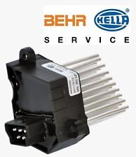 OEM BEHR HELLA BMW E36 HEDGEHOG FINAL STAGE RESISTOR HEATER BLOWER FAN REGULATOR