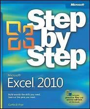 Microsoft Excel 2010 Step by Step (Step By Step (Microsoft))-ExLibrary