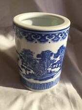 Chinese Vase Blue And White Porcelain