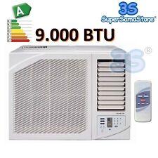 3S 3S CLIMATISEUR type fenêtre 9000 BTU compresseur TOSHIBA avec pompe à chaleur