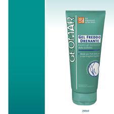 GEOMAR DRAINING COLD GEL Anticellulite Firming Body Cream 200ml