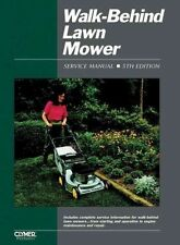 Walk-Behind Lawn Mower Ed 5 by Penton (Hardback)