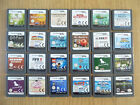 Nintendo DS Games - GREAT TITLES to choose from - Card Only - Retro Gaming