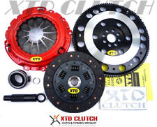 XTD STAGE 2 KEVLAR CLUTCH & CHROME MOLY FLYWHEEL KIT 04-08 ACCORD TSX K24 2.4L