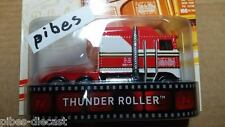 HOT WHEELS 1:64 RETRO CASE F BJ AND THE BEAR THUNDER ROLLER NEW RARE IN HAND