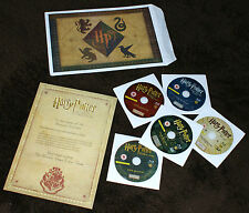Harry Potter Goblet of Fire Order of Phoenix Half-Blood Prince Deathly Hallows