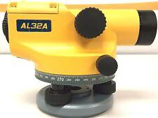 Spectra Precision AL32A Automatic Auto Level Air Dampened Optical Transit Survey