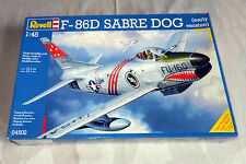 1/48 F-86D SABRE DOG EARLY VERSION --- REVELL 04502