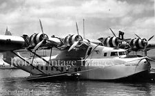 Pan Am Clipper Martin MB130 Airplane Flying Boat 1936 Hawaii Clipper  photo