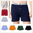 Tommy Hilfiger,Men's Underwear, Athletic Knit Boxer Size S M L XL XXL 100%COTTON