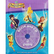 Disney Fairies TinkerBell Pirate Fairy Book and CD