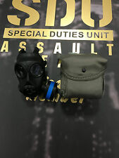 DAMTOYS SDU Assault Team Member FM-12 Mask & Bag loose 1/6th scale