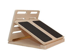 Slant Board Calf Stretcher as used in the Egoscue Method