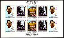Aden Upper Yafa 1967 ** John F. Kennedy JFK Menschenrechte Human Rights