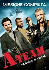 POSTER THE A TEAM LIAM NEESON BRADLEY COOPER BIG #3