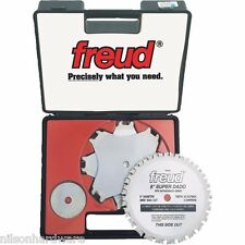 "Freud 8""Premium Safety Dado Cicular Saw Blade Set SD508"
