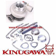 "Kinugawa Turbocharger 3"" Non-AntiSurge TD06SL2-20G w/ 3 bolt/8cm/Triangle/V-Band"