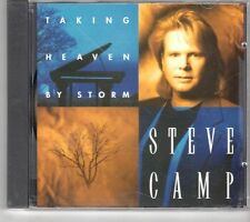 (GM218) Steve Camp, Taking Heaven By Storm - 1993 CD