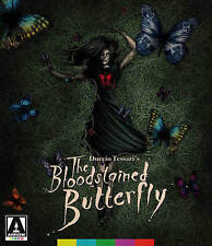 The Bloodstained Butterfly (Blu-ray/DVD) Helmut Berger/Duccio Tessari BRAND NEW