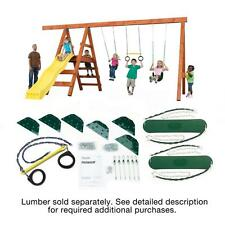 Swing-N-Slide Pioneer Ready-to-build Swing Set Hardware Kit