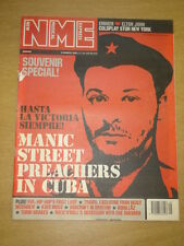 NME 2001 MAR 3 MANIC STREET PREACHERS COLDPLAY TRAVIS
