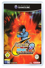 CAPCOM VS SNK 2 EO NINTENDO GAMECUBE FRIDGE MAGNET IMAN NEVERA