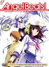 Angel Beats ! DVD - (Eps : 1 to 13 end) + OVA with English Dubbed