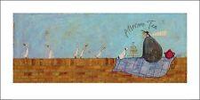 Sam Toft (il tè del pomeriggio) Cat No: ppr41135 ART PRINT 50 x 100 cm