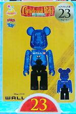 Disney X Pixar Christmas Party 2013 Bearbrick 100%  No.23 Wall E Medicom   h#7