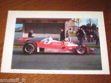 (261)=G.P. F.1 D'ITALIA 1975 FERRARI 312 T REGAZZONI=RITAGLIO=CLIPPING=FOTO=