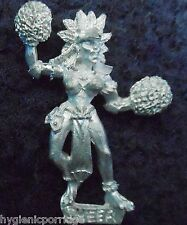 1998 Amazon Bloodbowl Cheerleader 2 Citadel TEAM FANTASY calcio femminile dell' uomo