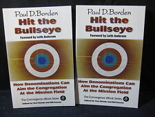Hit the Bullseye Aim Congregation at Mission : Set of 2 - Includes Shipping!!