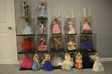 Lot of 22 Barbie Dolls - Some Collector & Special Edition - With Clothing/Outfit