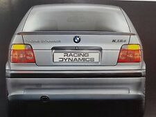 RACING DYNAMICS BMW E36 COMPACT GENUINE REAR BUMPER SPOILER 316ti 318ti