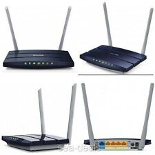 Cable Internet Wireless Router Home Office Wi Fi Network Dual Band High Power AC