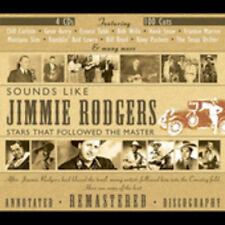 Sounds Like Jimmie Rodgers (2005, CD NIEUW)4 DISC SET