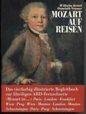 Wilhelm Keitel/Dominik Neuner - Mozart auf Reisen